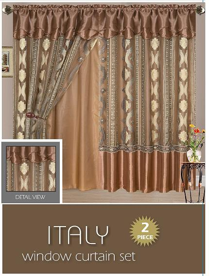WINDOW CURTAINS CALIFORNIA: HOME EXTRAS, INC